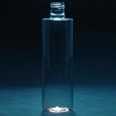 8 oz Cylinder Round 24/415 (PETE)