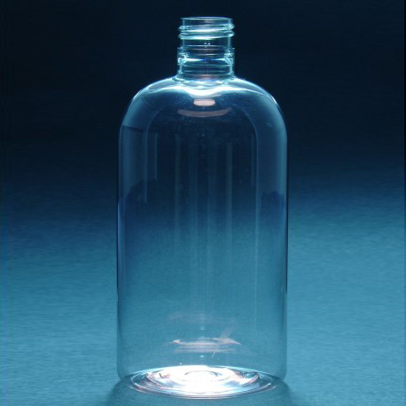 500 ml Boston Round 24-415 (PETE)
