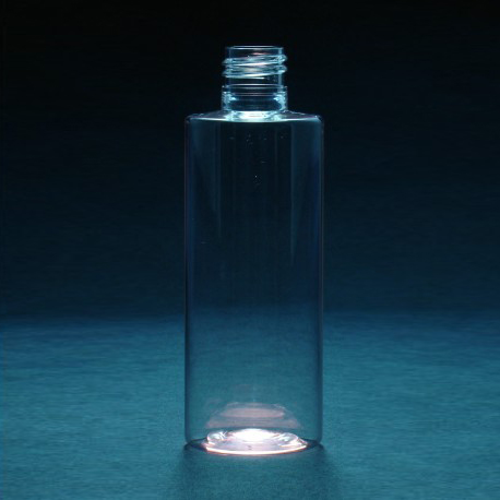 4 oz Cylinder Round 24/410 (PETE)