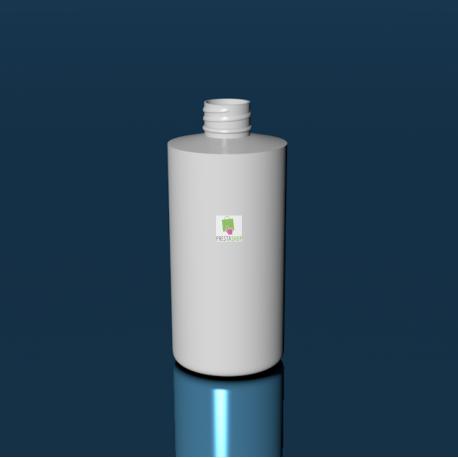 8 oz Cylinder Round 24/410 Squat