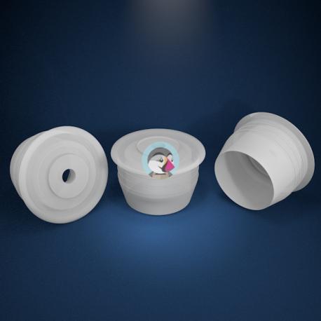 24 mm Orifice Reducer Friction Fit Rib Standard .030